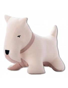 Petit dog beige
